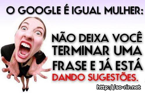 google mulher