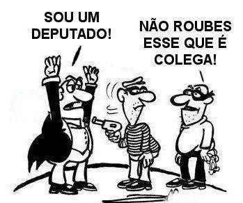 politicos ladrões