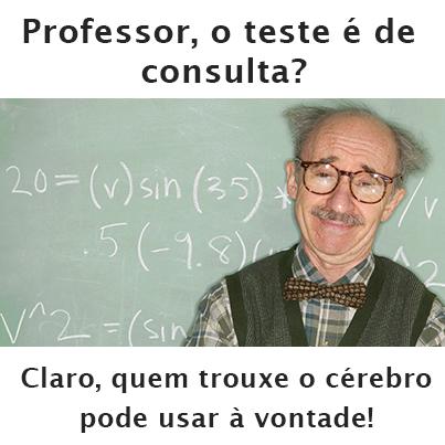 teste consulta
