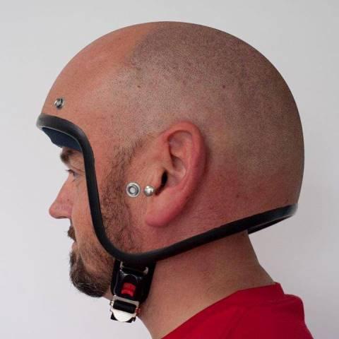 capacete cabeça