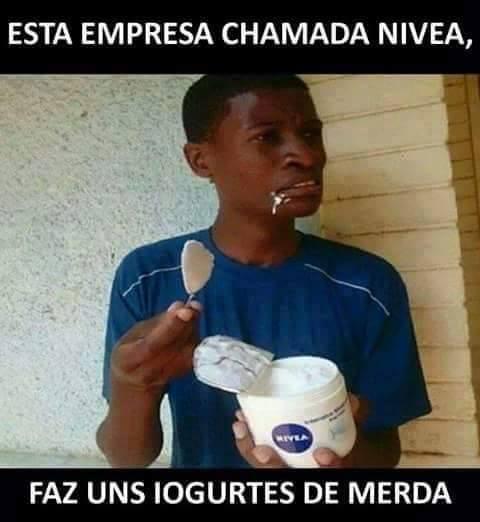 iogurtes nivea