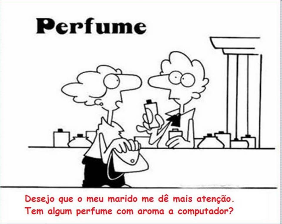 perfume computador