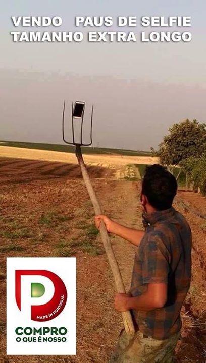 selfie stick nacional