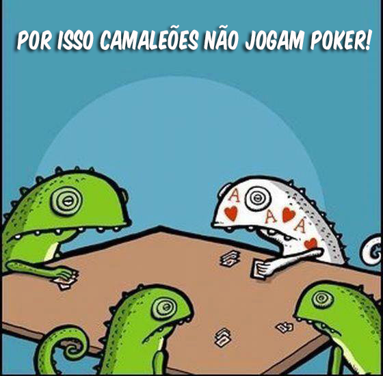 camaleoes poker